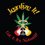 2015 Legalize It Vol. 1 It's Natural